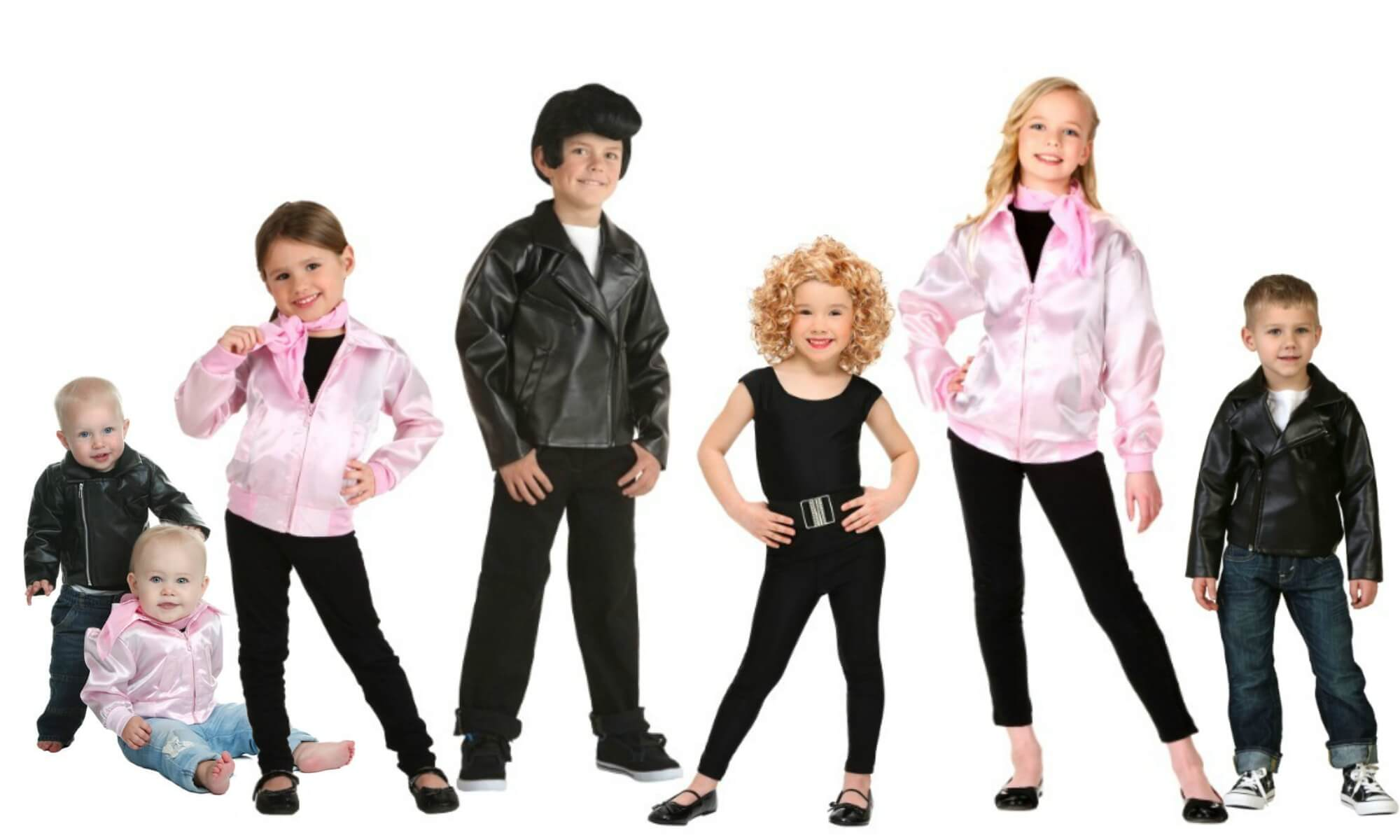 Grease costumes for kids