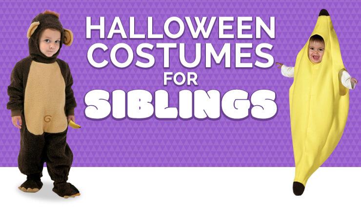 Costumes for Siblings Header