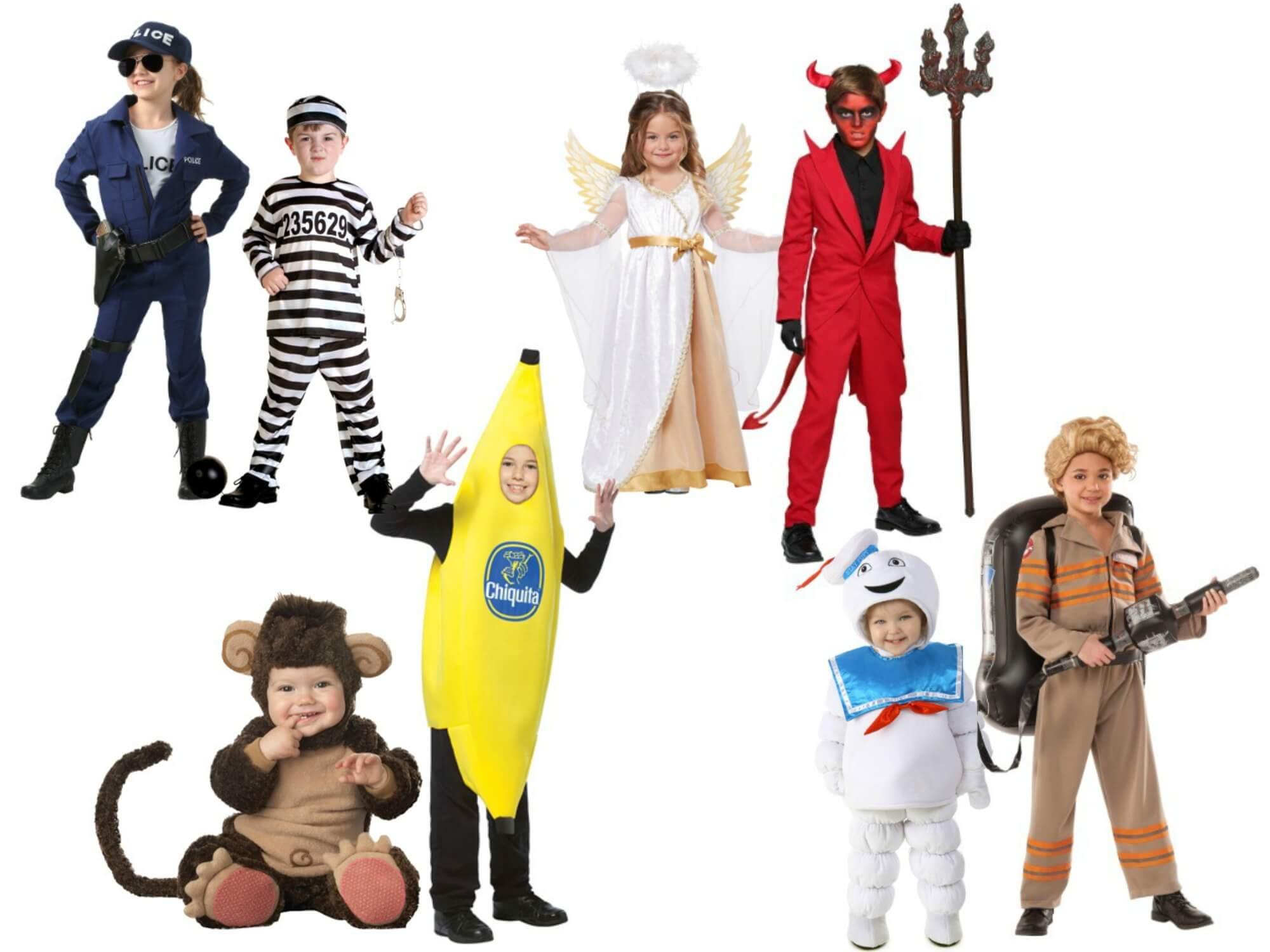 Halloween Costumes For Siblings Halloweencostumes Com Blog