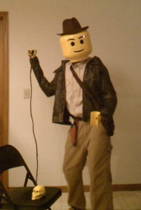 DIY LEGO Indiana Jones