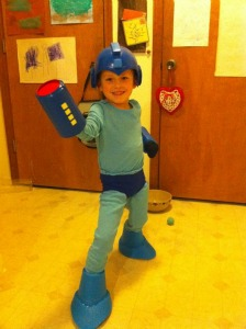 DIY Mega Man