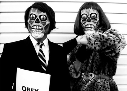 DIY They Live