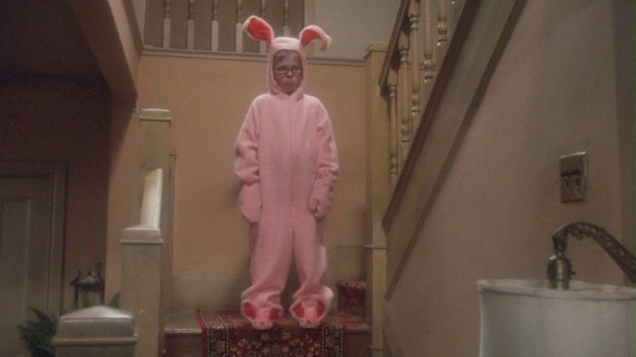 Ralphie Bunny Suit