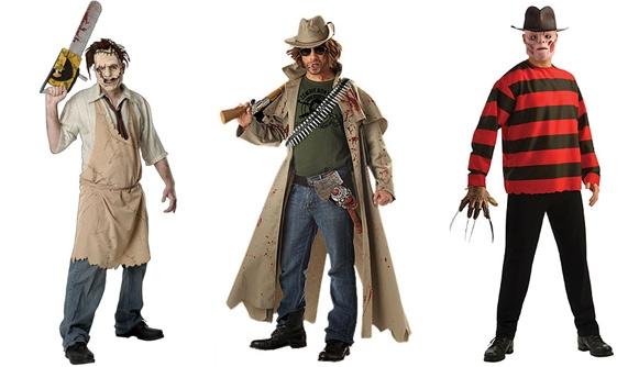 3 famous horror movie villains