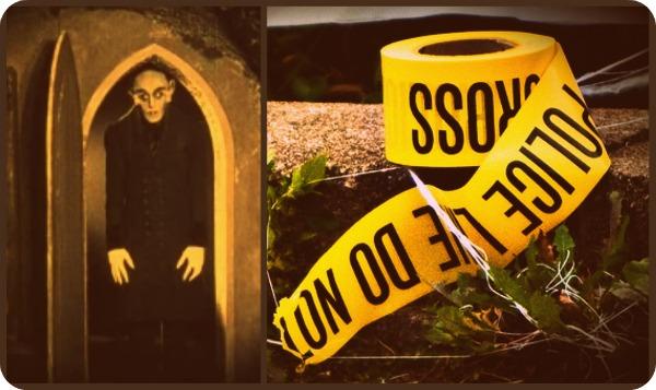 scary door
