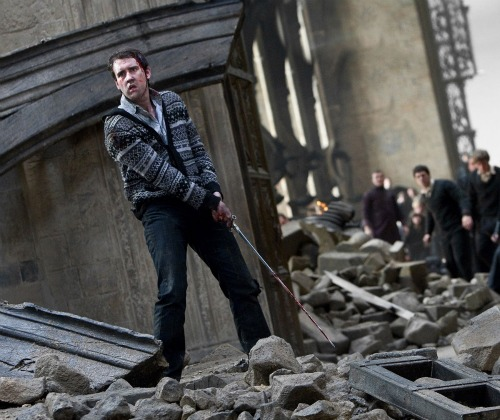 Neville at Hogwarts