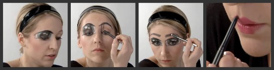 Anime Halloween Makeup Tutorial