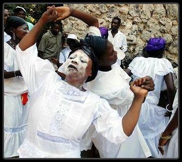 Haitian Voodoo Ritual