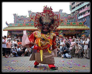 Hungry Ghost Festival Costume
