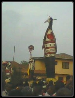 Odo Festival Decorations