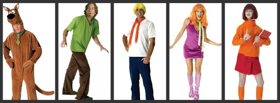 Adult Daphne Costume - Halloween Costumes for