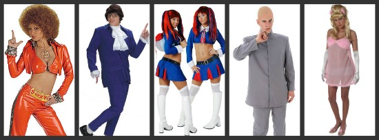 Austin Powers Halloween Costumes