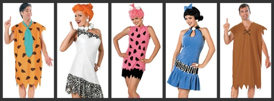 Flintstones Halloween Costumes  sc 1 st  Halloween Costumes & Costume Ideas for Groups of Five - Halloween Costumes Blog