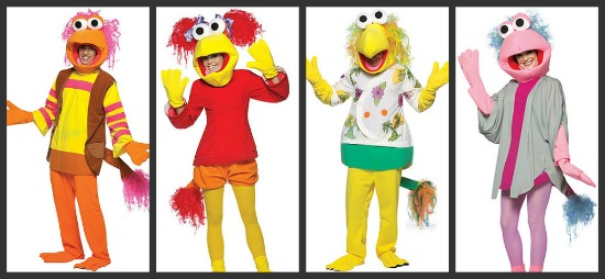 Fraggle Rock Halloween Costume