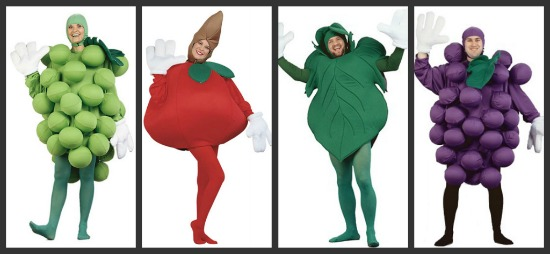 Fruit of the Loom Halloween Costumes