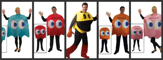 pac man halloween costumes