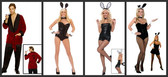 fabulous playboy themed party outfits 7