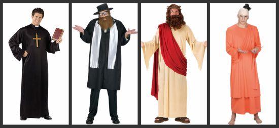 Religious Halloween Costumes