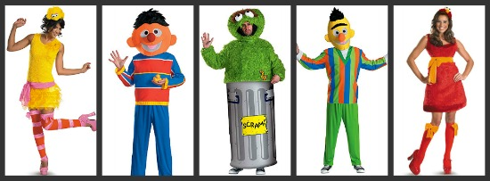 Adult Character Costume Sesame Street - Porn Gallery-7268