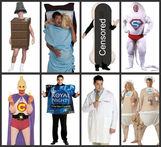 Sex Ed Halloween Costumes