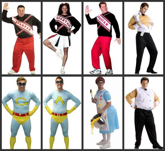 snl halloween costumes