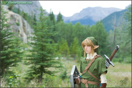 Legend of Zelda Cosplay