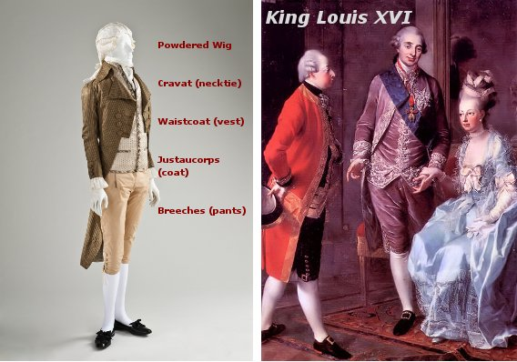 Historical Costumes Guide: Marie Antionette in Pre ...