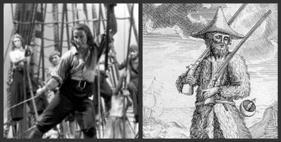 Pirates Blood Pitman