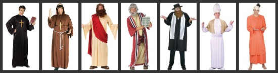 Biblical Costumes for Men