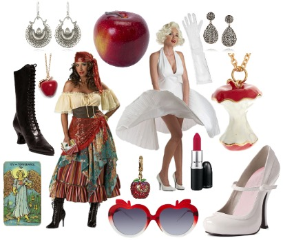 Halloween Costumes for an Apple Body Type