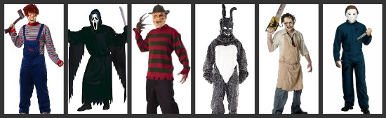 Scary Movie Halloween Costumes