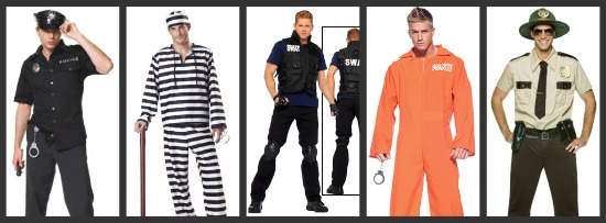 Uniform Halloween Costumes  sc 1 st  Halloween Costumes & Menu0027s Group Costumes Ideas for 2012 - Halloween Costumes Blog