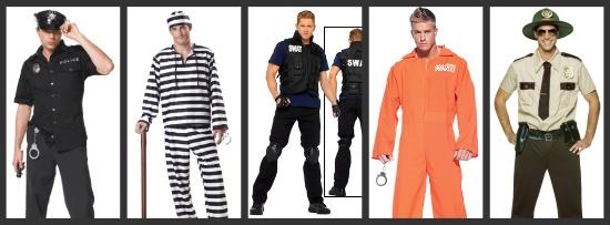 Uniform Halloween Costumes
