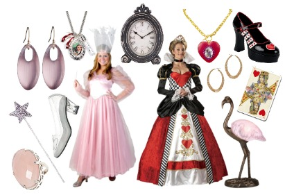 Halloween Costumes for an Oval Body Type