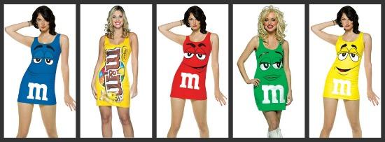 M&M Group Costumes