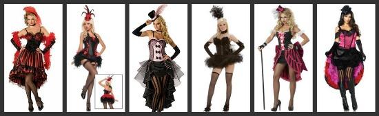Showgirls Costumes