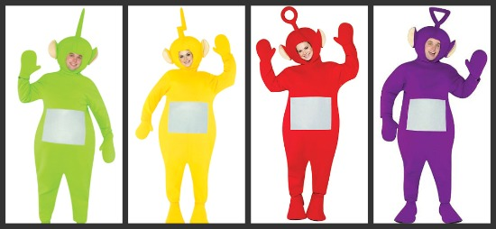 Group Teletubby Costume