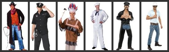 Village People Costumes