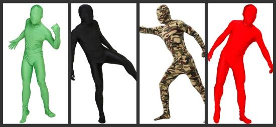 Zentai Halloween Costumes