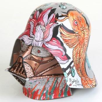 Christopher Mark Galiyas Helmet