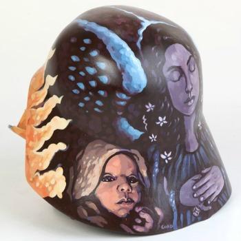 Jason Goad Helmet