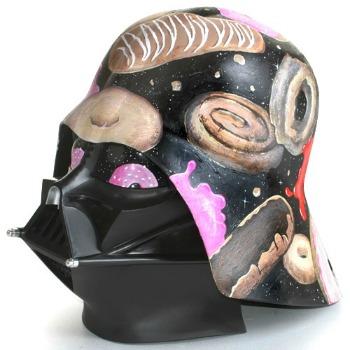 Jason Knudson Helmet