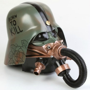 John Dickinson Helmet
