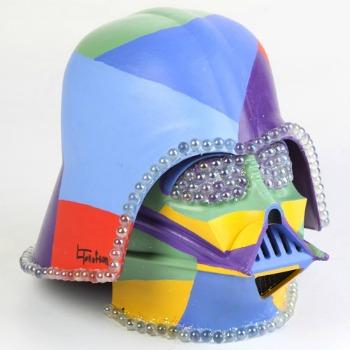 Lindsey Tollefson Helmet