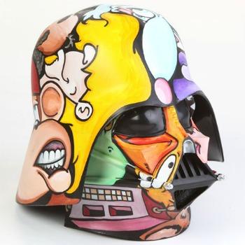 Shane Anderson Helmet
