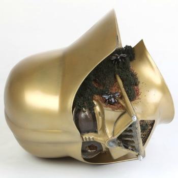 Travis Lynn Mattick Helmet