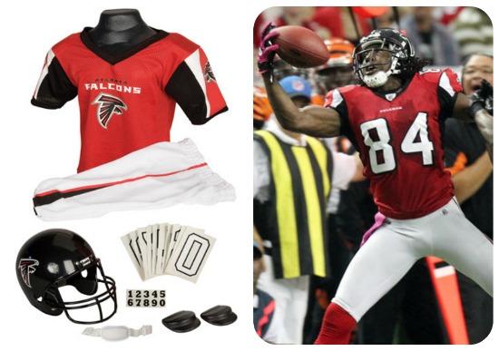 Atlanta Falcons costumes