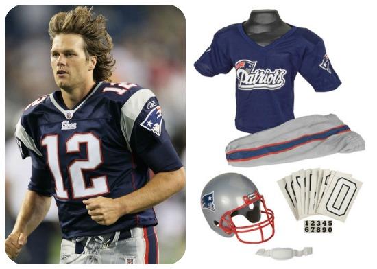 Tom Brady costume