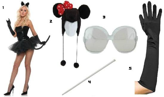 Sexy Three Blind Mice