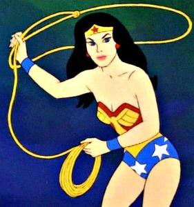 Super Friends Wonder Woman